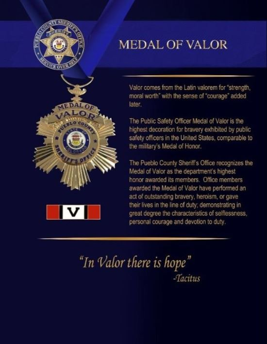 Medal of Valor 1